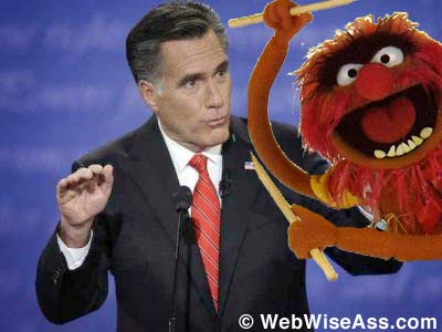 Mitt Romney & Animal