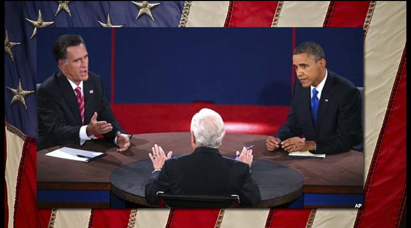 Mitt Romney to President Obama in third debate: I agree with you, but I still think you're wrong