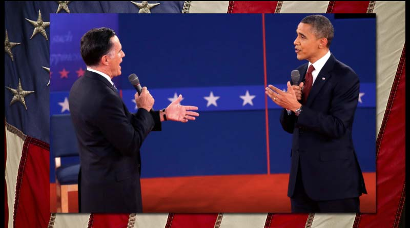 "President Obama ""brings it"" in second debate; Romney? Still fibbing, mostly"